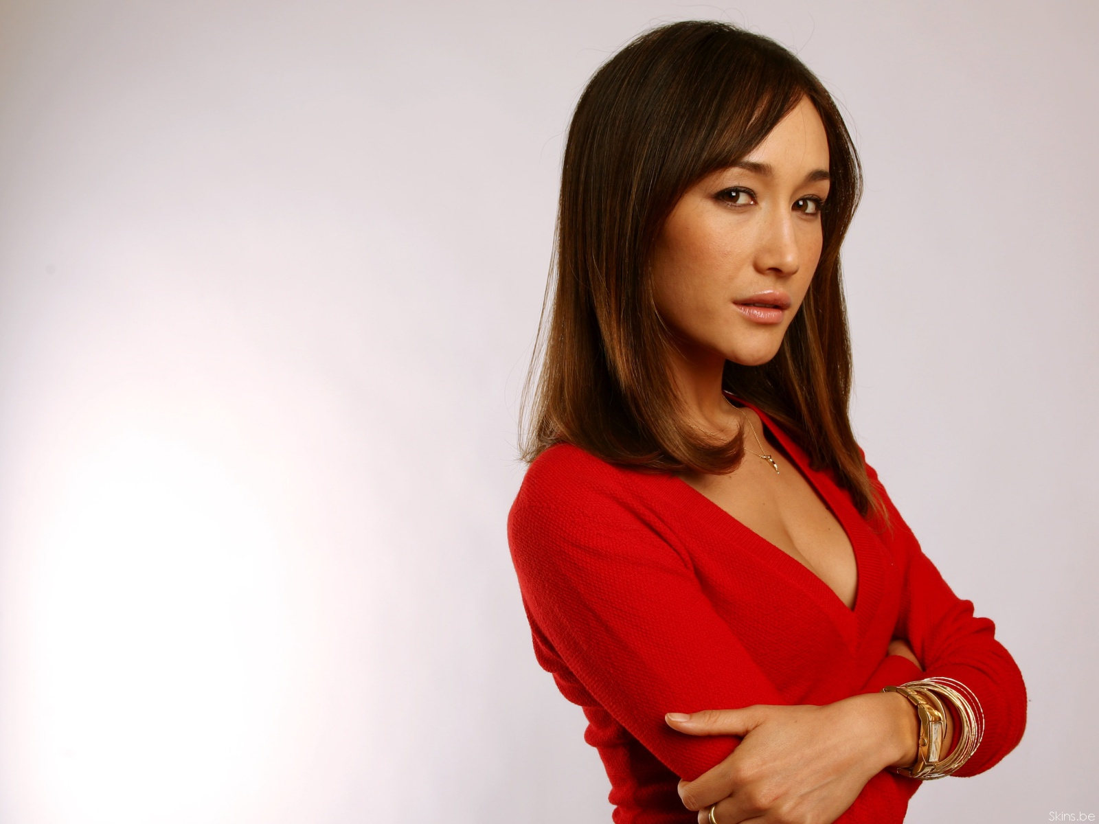 Maggie Q wallpaper (#32888)
