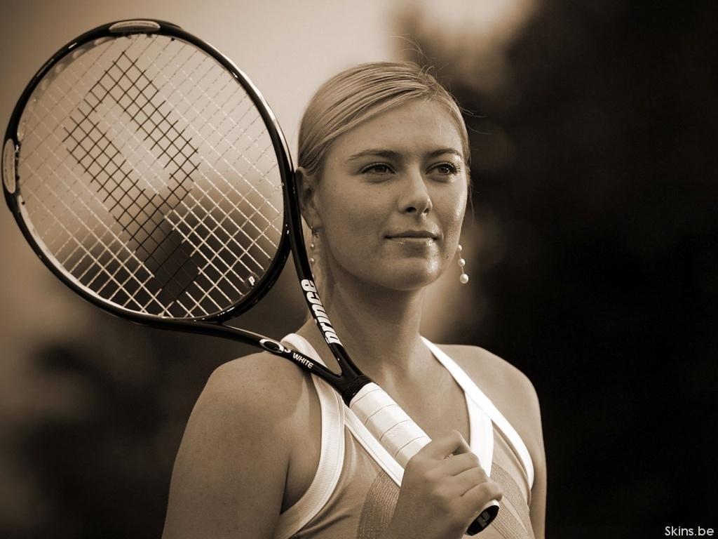 Maria Sharapova wallpaper (#33890)