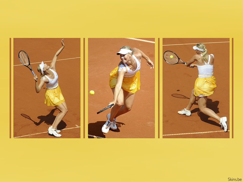 Maria Sharapova wallpaper (#35430)