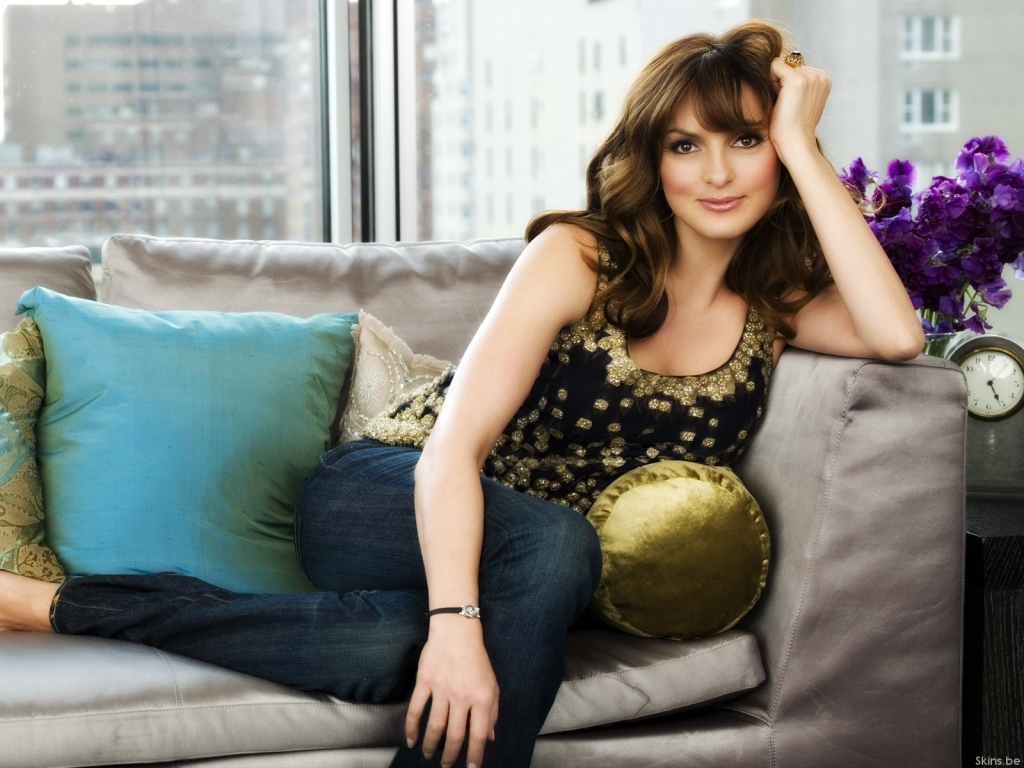 Mariska Hargitay wallpaper (#36723)