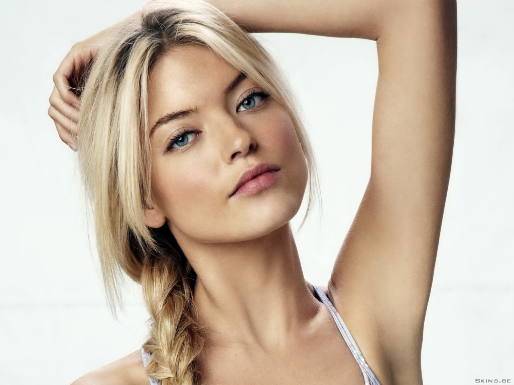 Martha Hunt wallpaper (#40921)
