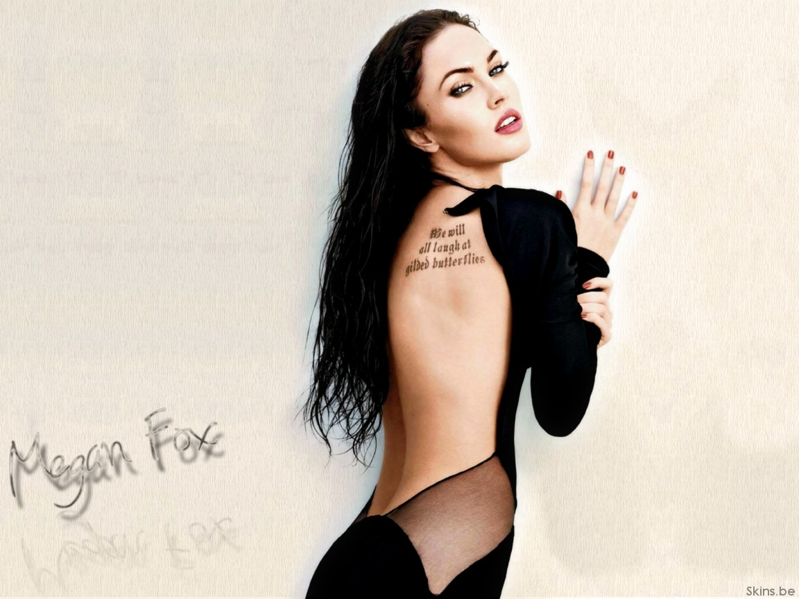 Megan Fox wallpaper (#38550)