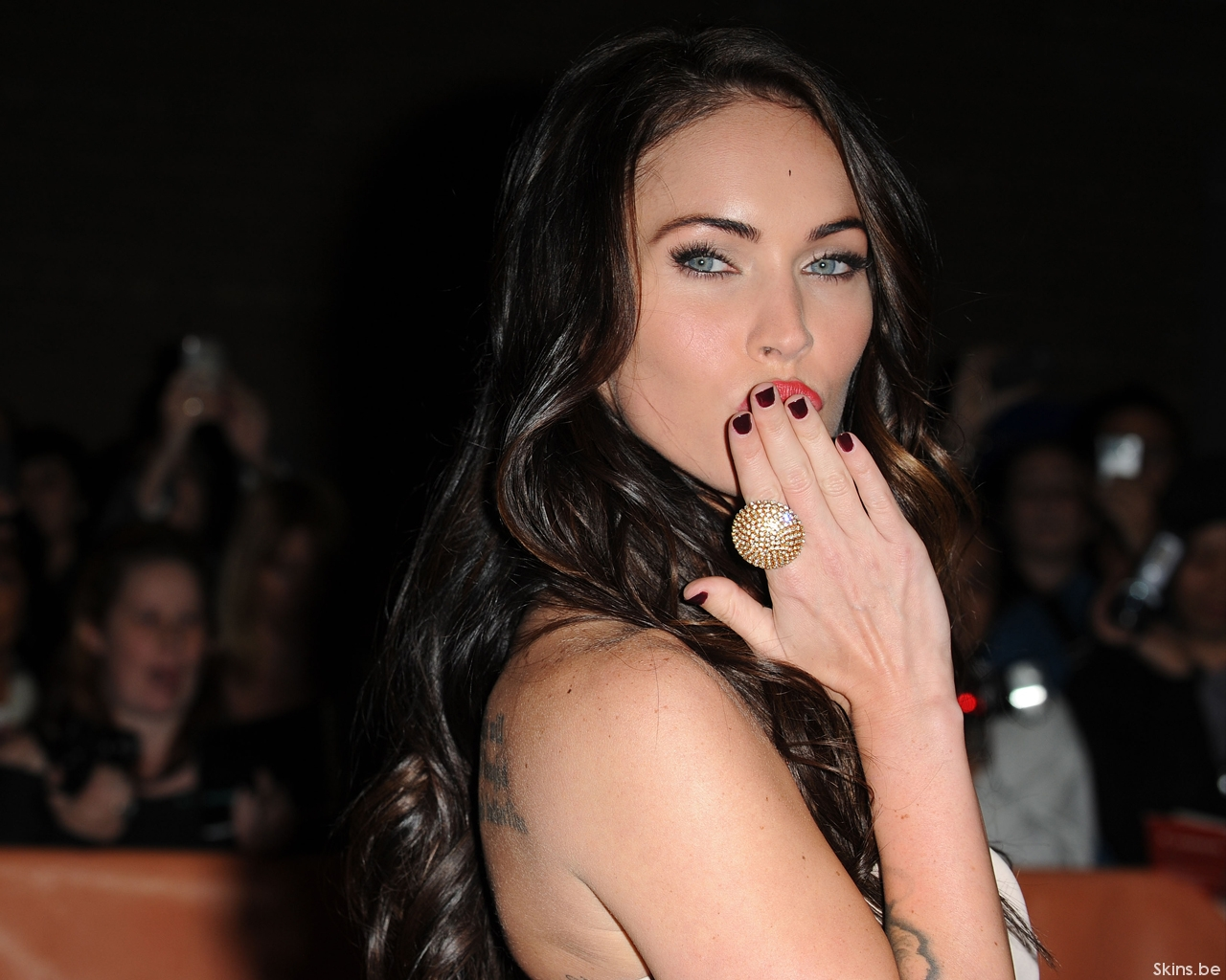 Megan Fox wallpaper (#39230)