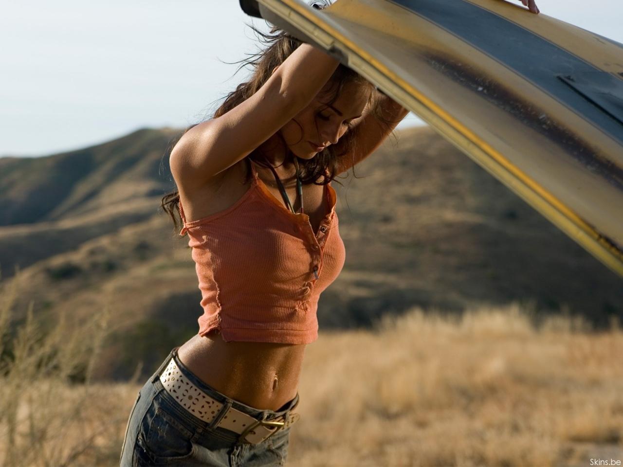 Megan Fox wallpaper (#30266)