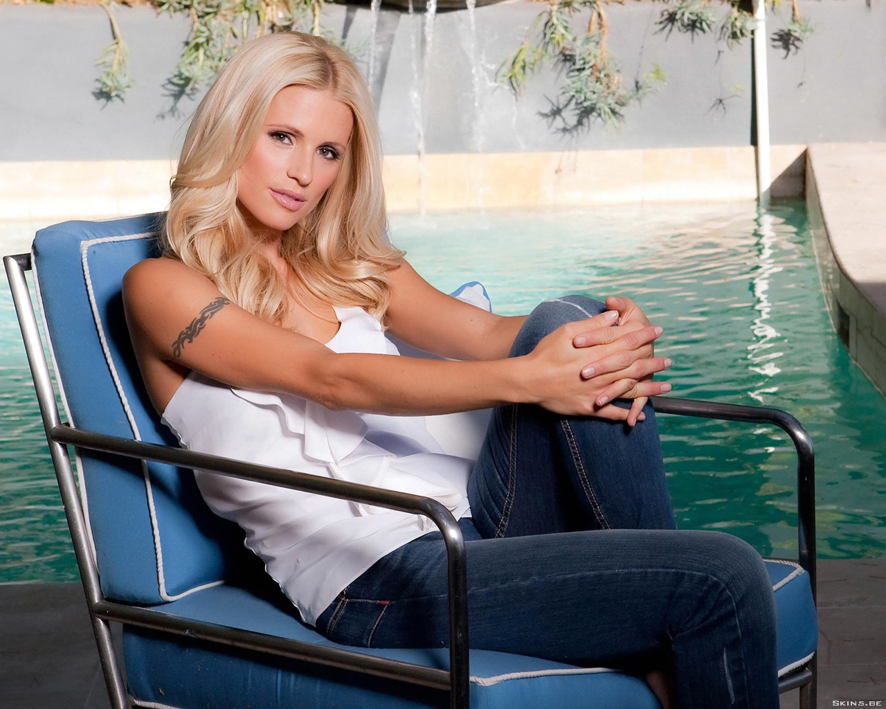 Michelle Hunziker wallpaper (#41401)