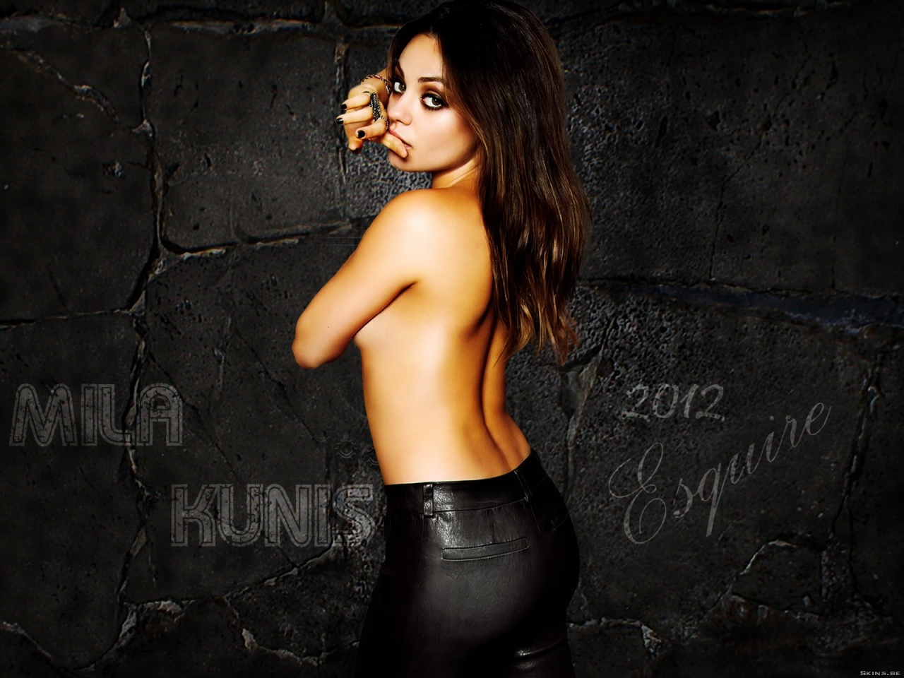 Mila Kunis wallpaper (#41424)