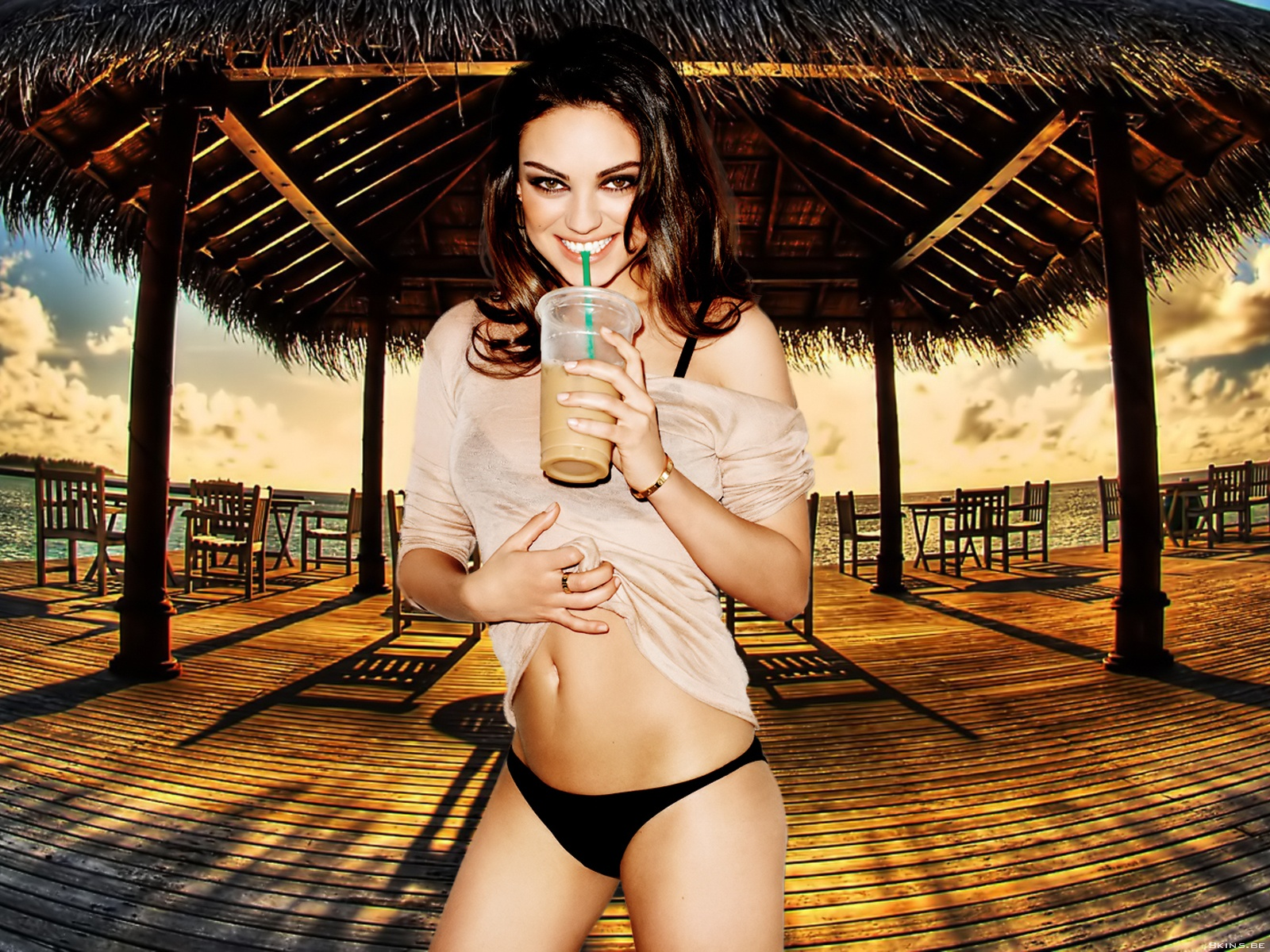 Mila Kunis wallpaper (#40195)