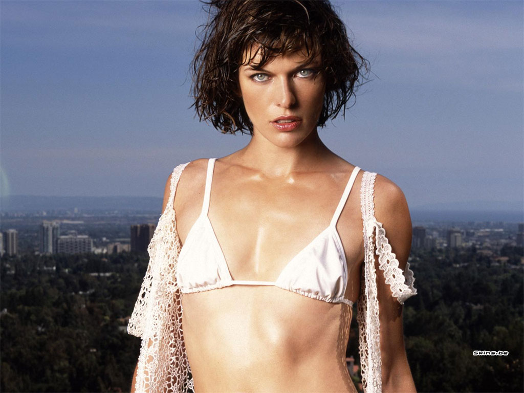 Milla Jovovich wallpaper (#22499)