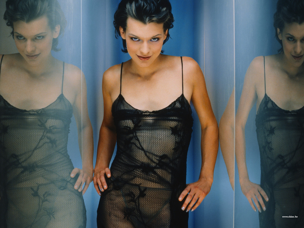 Milla Jovovich wallpaper (#2708)