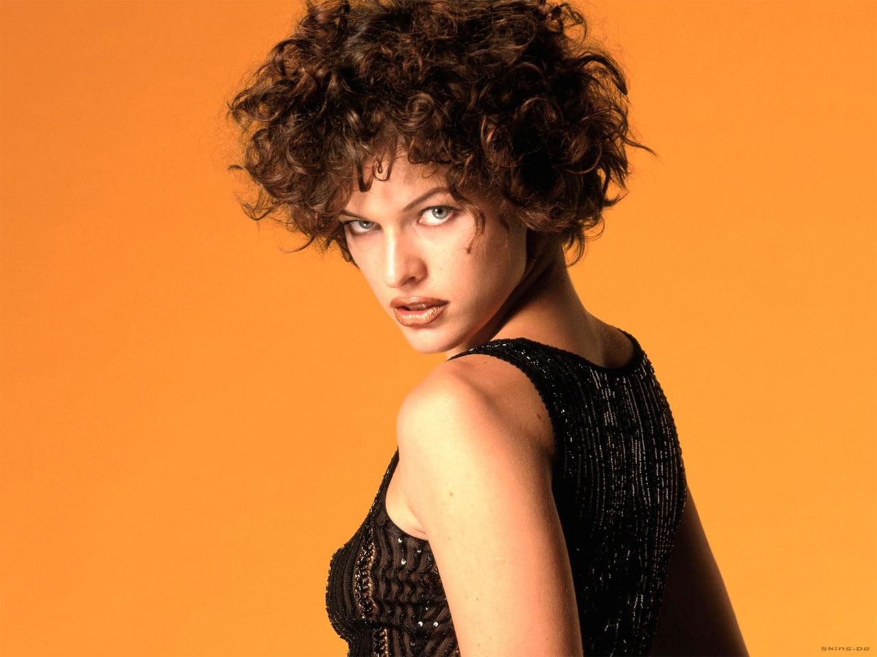 Milla Jovovich wallpaper (#25029)