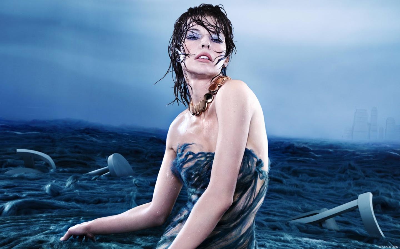 Milla Jovovich wallpaper (#40772)