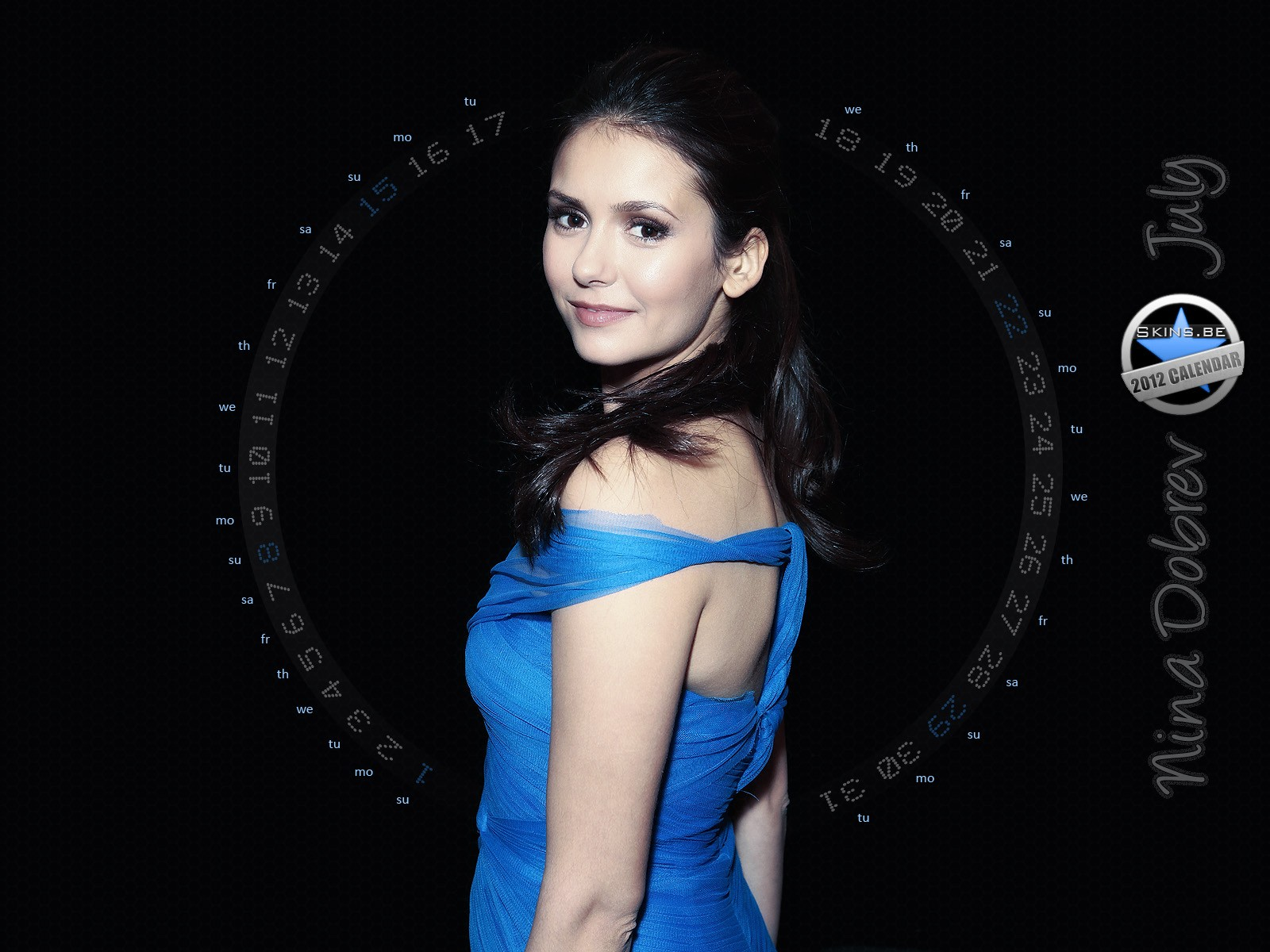 Nina Dobrev wallpaper (#41264)