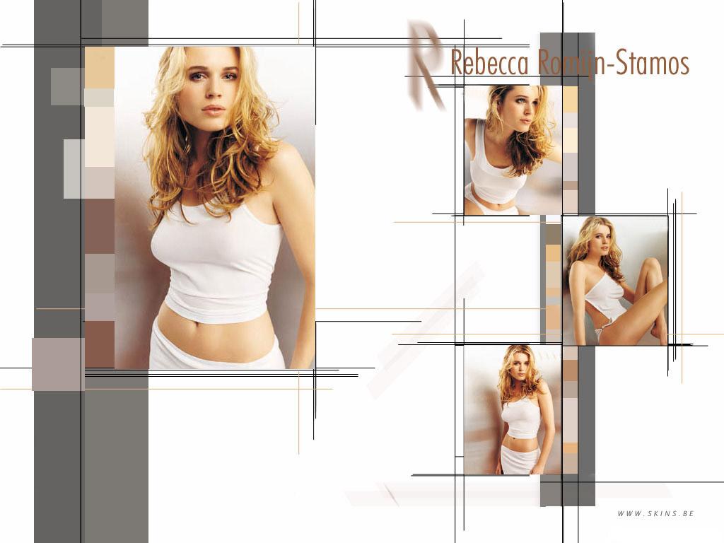 Rebecca Romijn wallpaper (#2942)