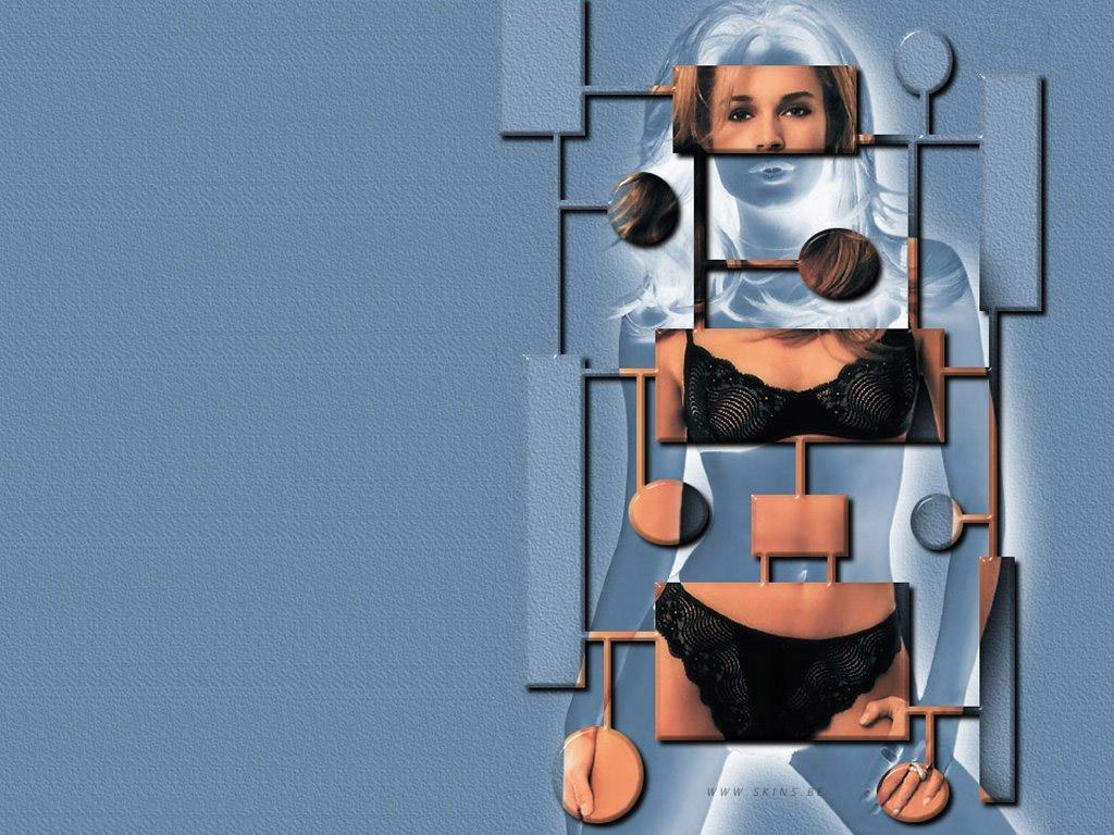 Rebecca Romijn wallpaper (#2943)