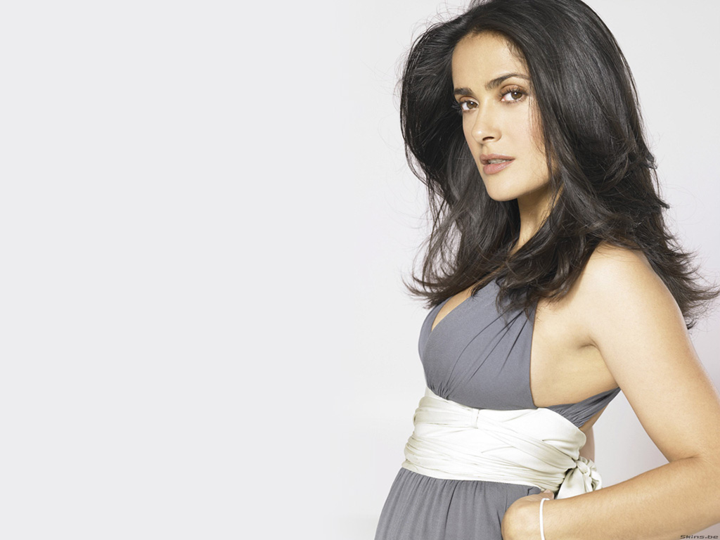 Salma Hayek wallpaper (#26887)