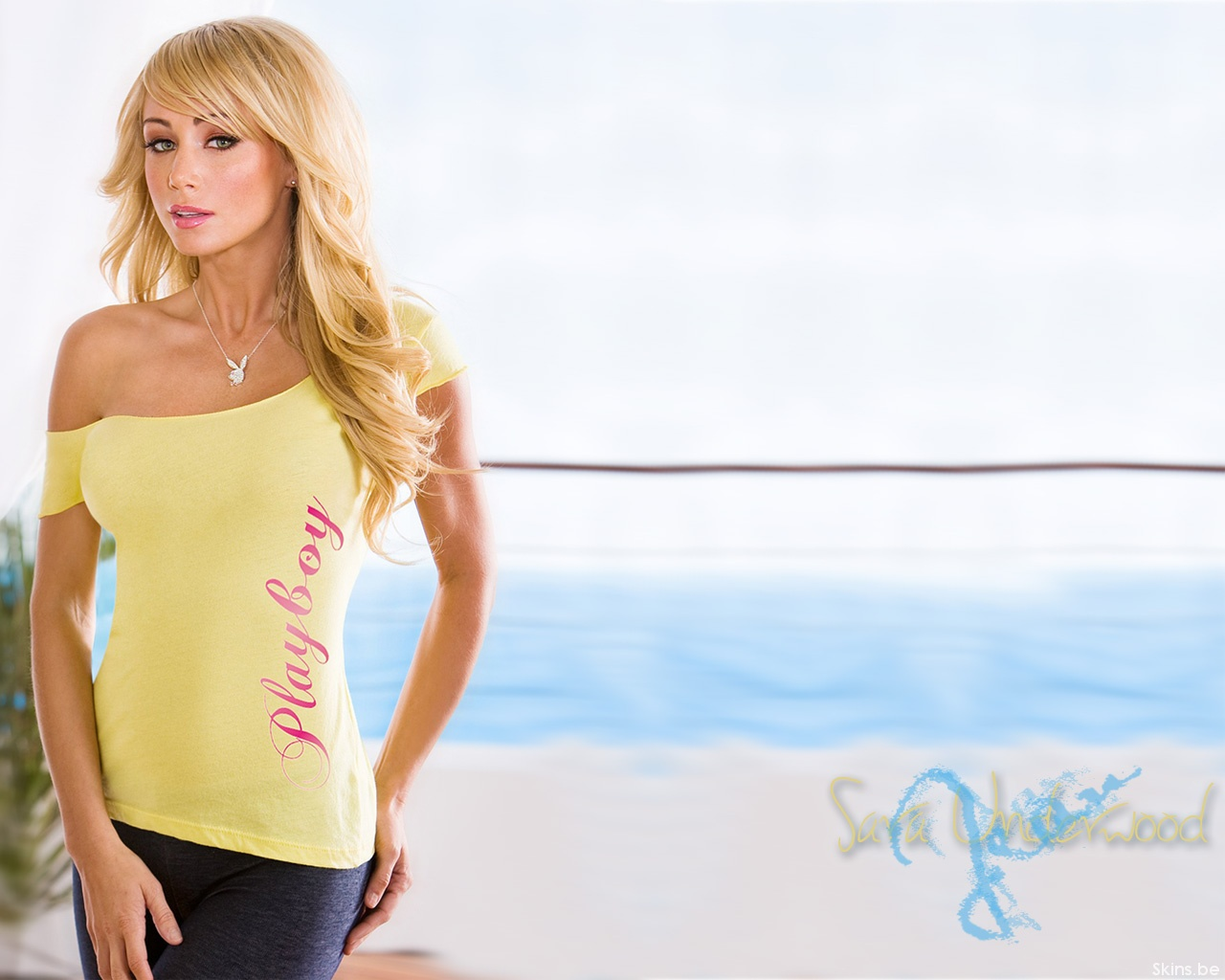 Sara Jean Underwood wallpaper (#38252)