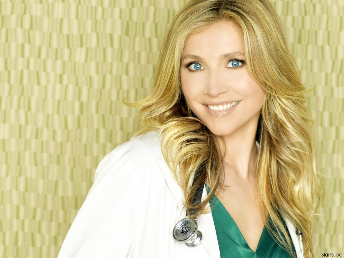 Sarah Chalke wallpaper (#33419)