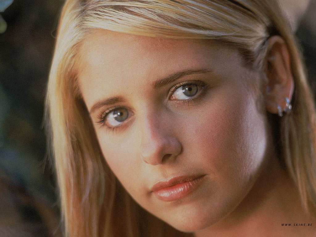 Sarah Michelle Gellar wallpaper (#3047)