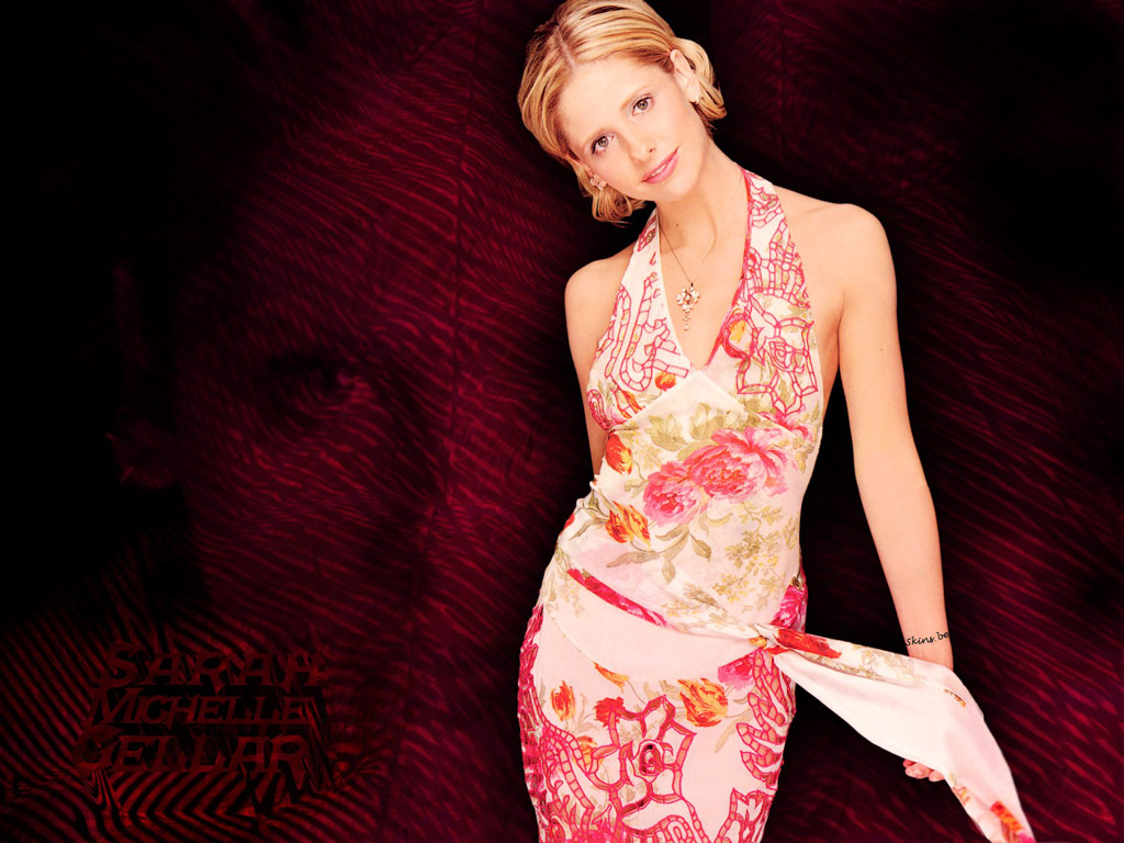Sarah Michelle Gellar wallpaper (#3049)