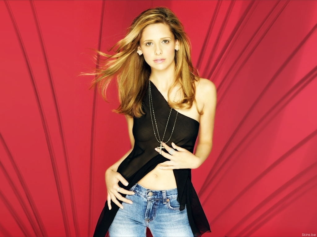 Sarah Michelle Gellar wallpaper (#35873)