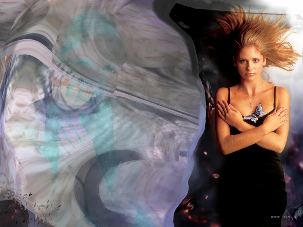 Sarah Michelle Gellar wallpaper (#3723)