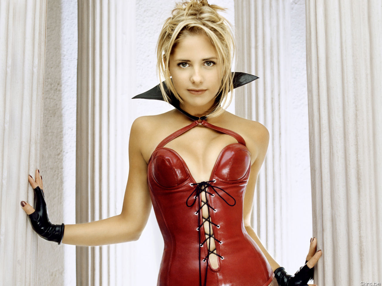 Sarah Michelle Gellar wallpaper (#28841)
