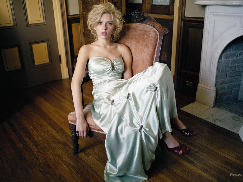 Scarlett Johansson wallpaper (#20792)
