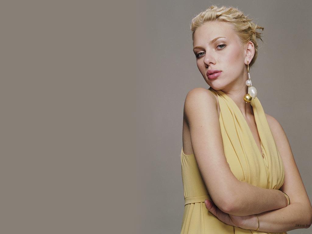 Scarlett Johansson wallpaper (#20930)