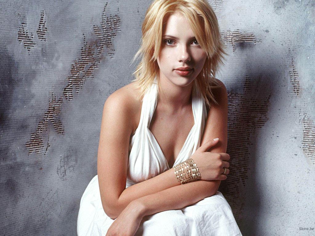 Scarlett Johansson wallpaper (#21331)