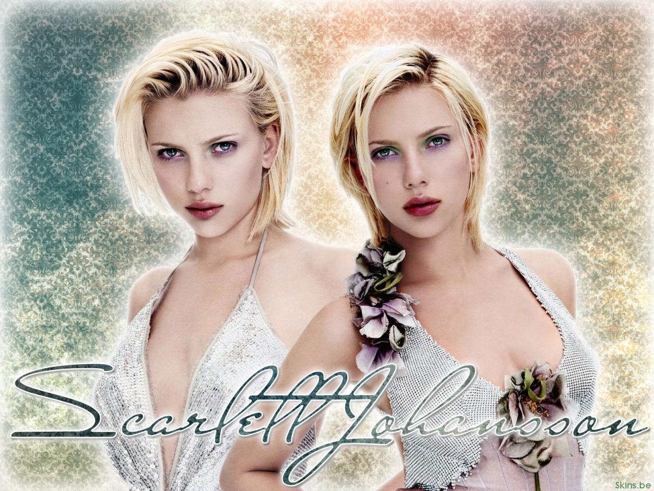 Scarlett Johansson wallpaper (#37552)