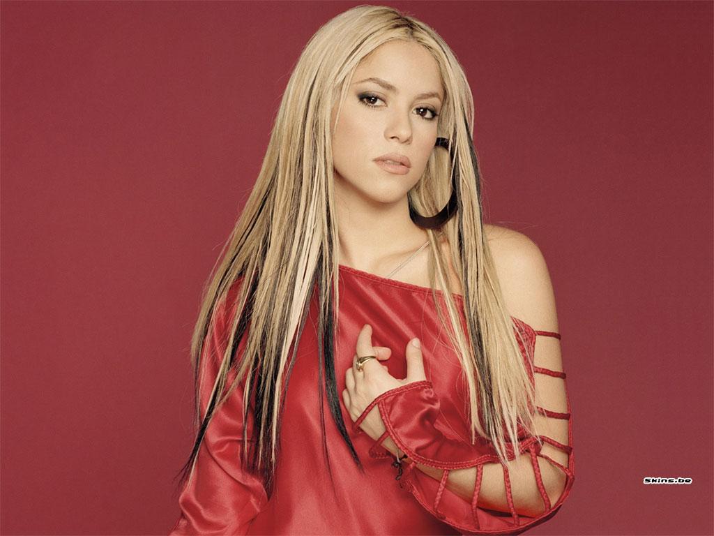 Shakira Waka Waka.
