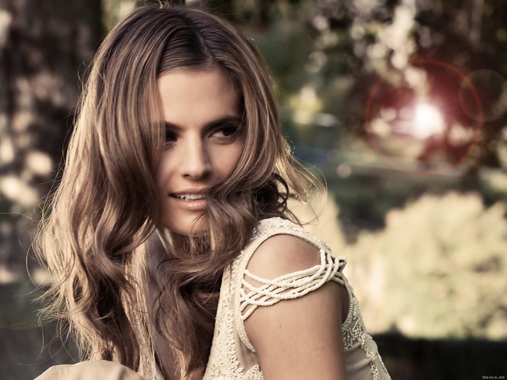 Stana Katic wallpaper (#41396)
