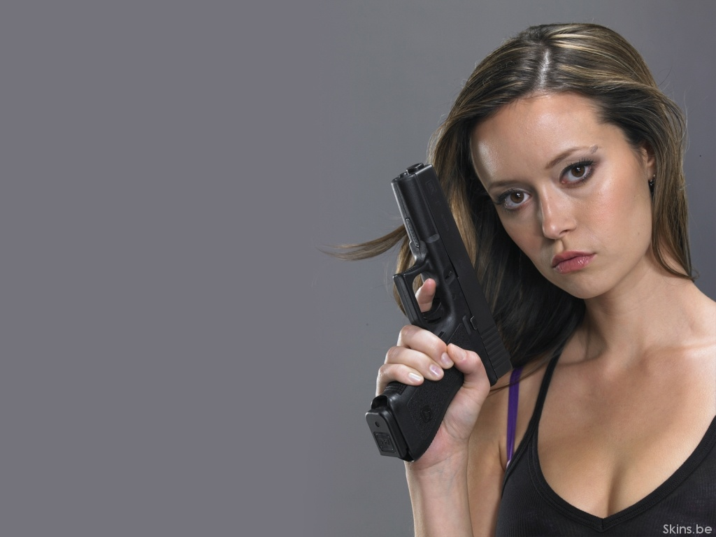 Summer Glau wallpaper (#36014)