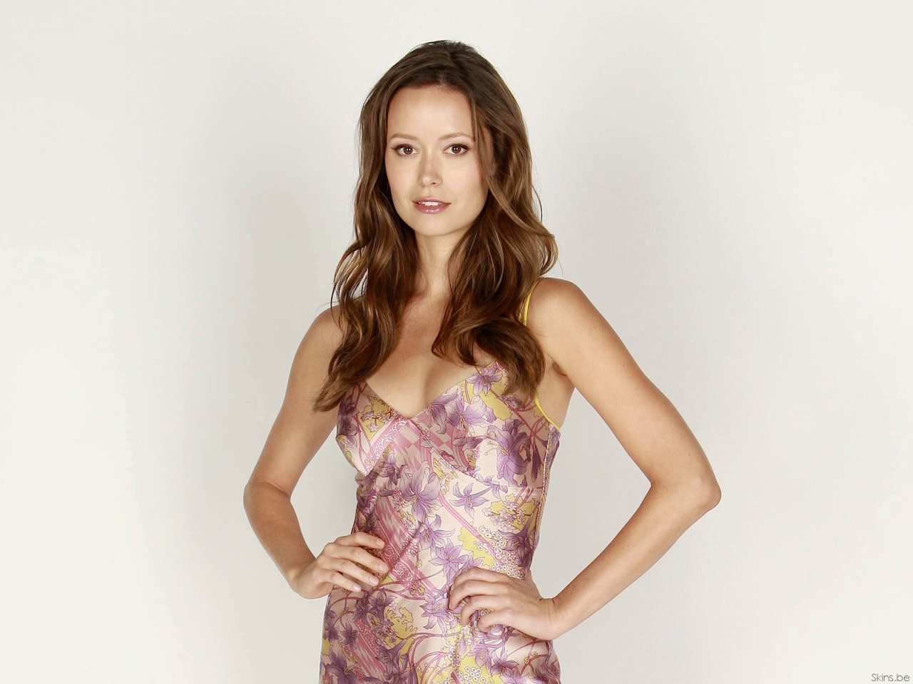 Summer Glau wallpaper (#33120)