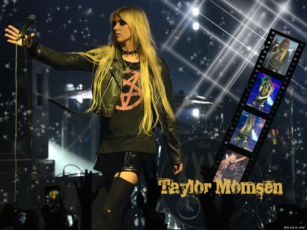 Taylor Momsen wallpaper (#41125)