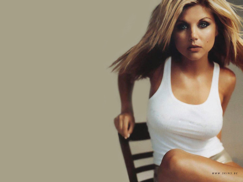 Tiffani Amber Thiessen wallpaper (#3286)