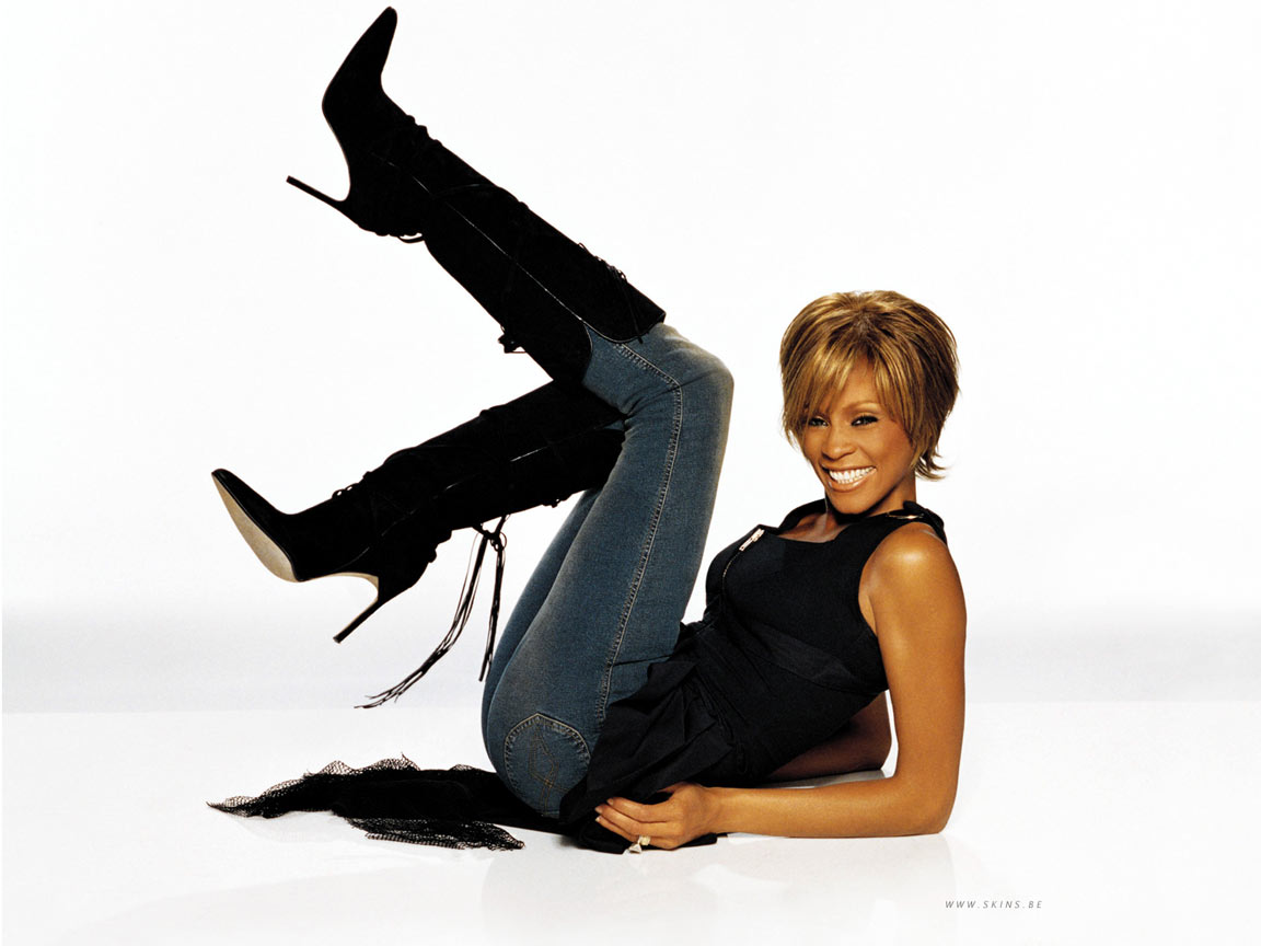 Whitney Houston wallpaper (#16518)