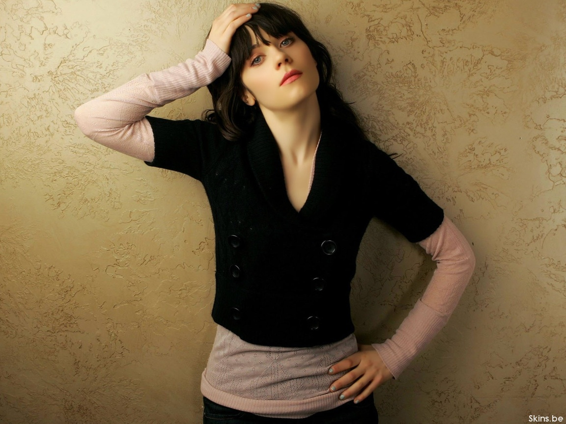 Zooey Deschanel wallpaper (#39723)
